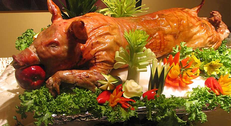 Roasted Pig Toronto